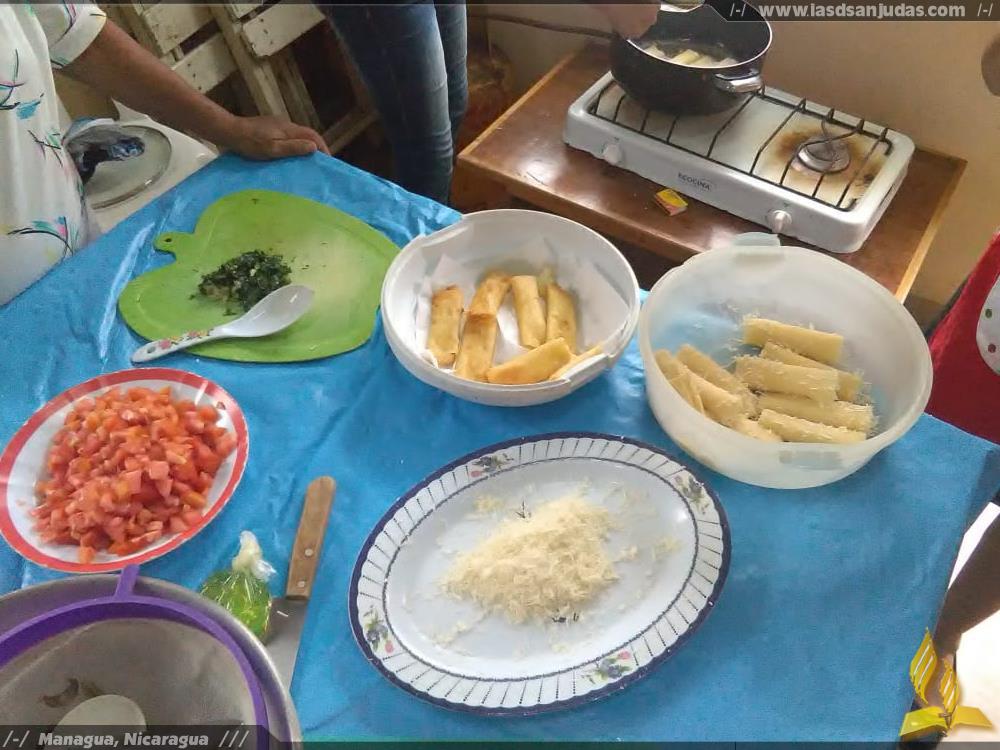 Fotos curso de cocina vegetariana 3ra clase - Curso de cocina vegetariana ...